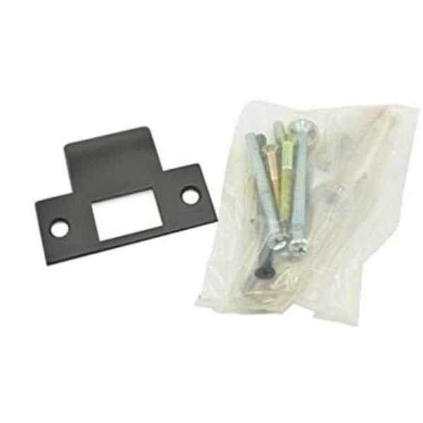 Baldwin Single Cylinder Handleset Thick Door Kit,White Bronze
